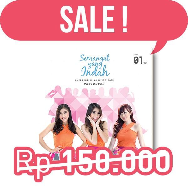 harga Cherrybelle photobook semangat yang indah part 01 Tokopedia.com