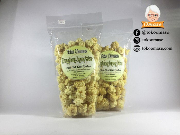 harga Rengginang jagung bakar oleh oleh khas cirebon Tokopedia.com