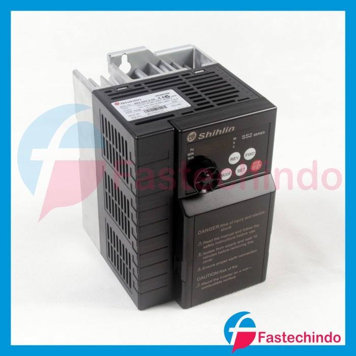 Foto Produk Shihlin Inverter SS2-043-5,5K dari fastech-indo