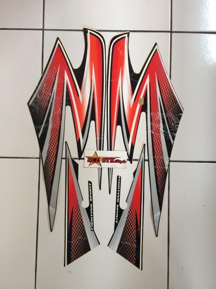 harga Stiker striping yamaha rx-king 2003 merah hitam Tokopedia.com