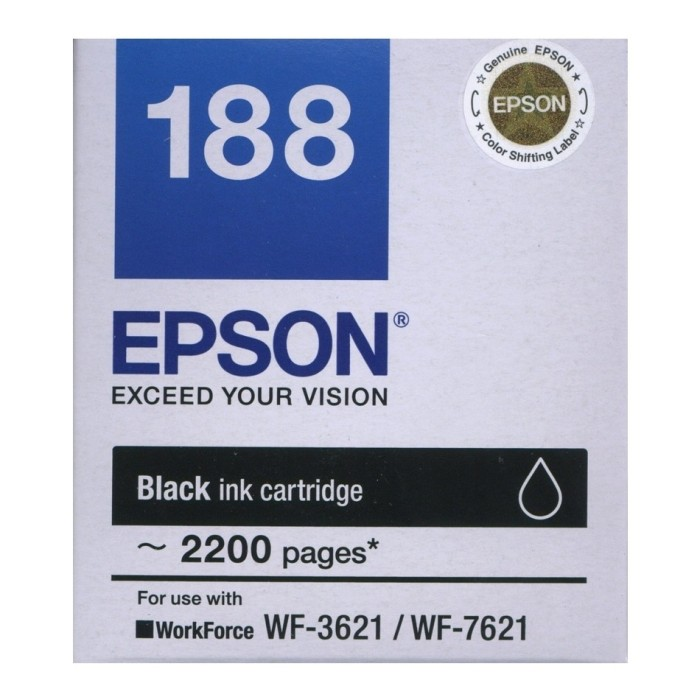 ... wf-7611 harga Epson t188 cyan / magenta / yellow ink cartridge for wf-7111 wf-