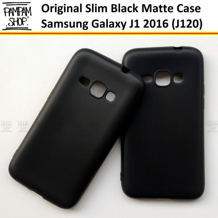low cost fbee8 776a5 Jual Soft Case Slim Black Matte Samsung J1 2016 J120 Ultrathin Blackmatte -  Jakarta Pusat - PAMPAM SHOP | Tokopedia