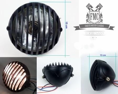harga Headlamp grill h4 baut samping cocok untuk japstyle scrambler tracker Tokopedia.com