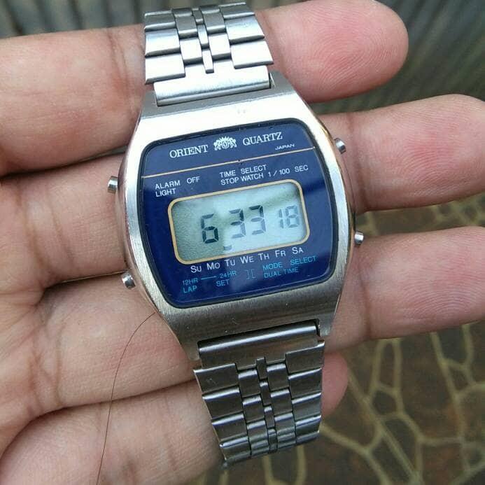 Jual Jam tangan pria antik Orient Melody Alarm Japan Market - arloji ... 65e5a942c9