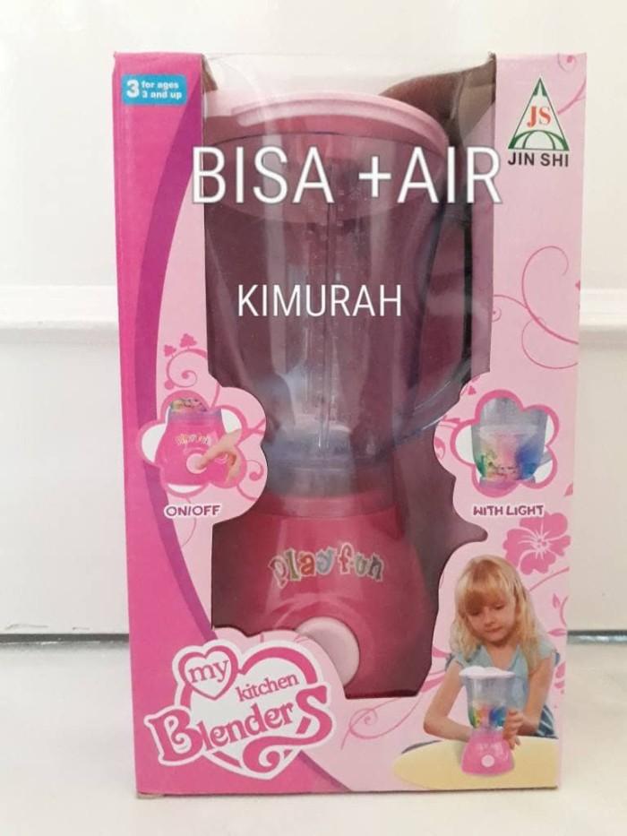 harga Blender Mainan Anak Perempuan Masak Masakan Kitchen Set Alat Dapur Tokopedia.com