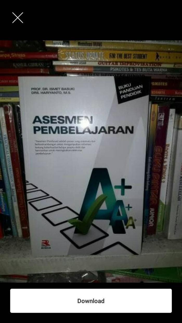 Jual Buku Panduan Pendidik Assesmen Pembelajaran Jakarta Utara Iinbuku
