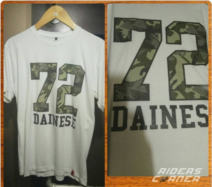 harga Limited tshirt kaos dainese premium 72 camo Tokopedia.com