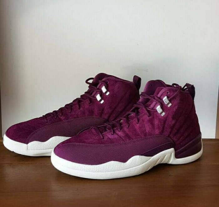 ... low price air jordan 12 retro bordeaux original 2e324 1b52f 0649b76df
