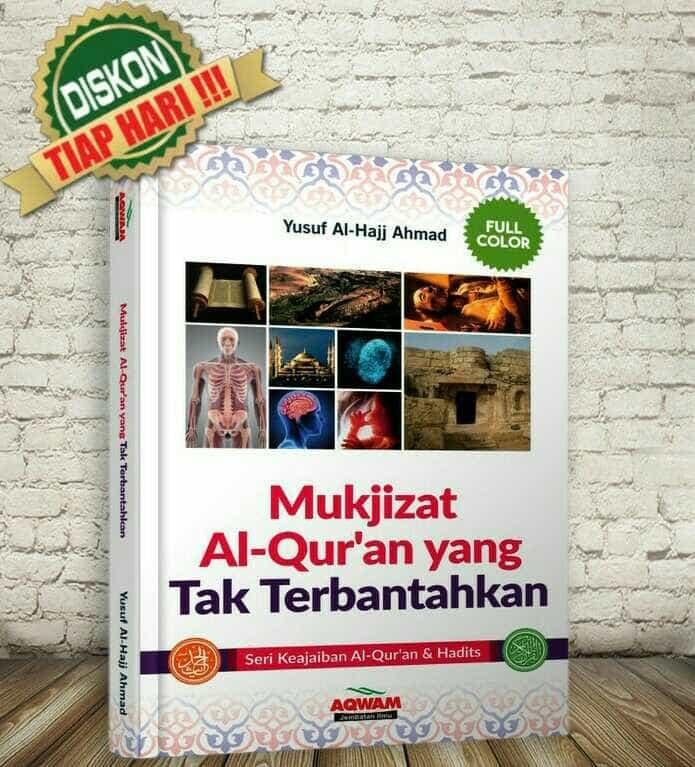 harga Mukjizat al-qur'an yang tak terbantahkan Tokopedia.com
