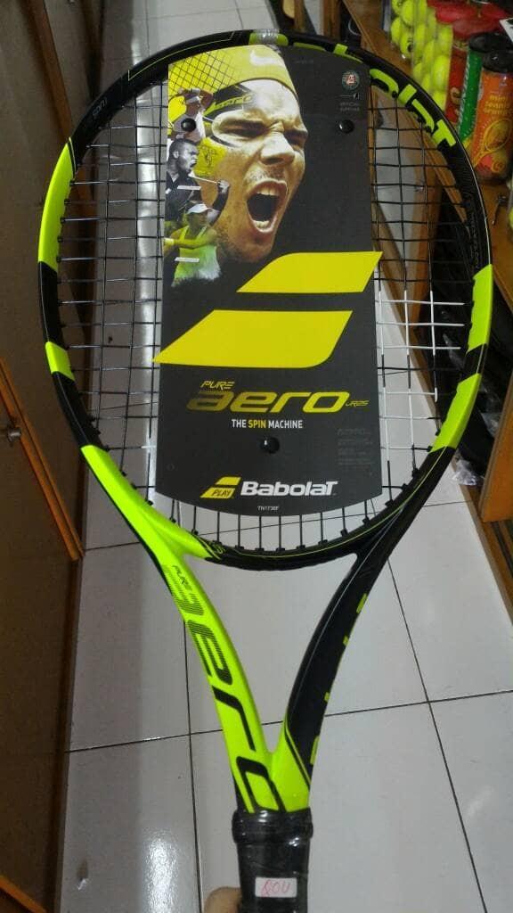 harga Raket tenis junior babolat pure aero 25 nadal jr full carbon Tokopedia.com