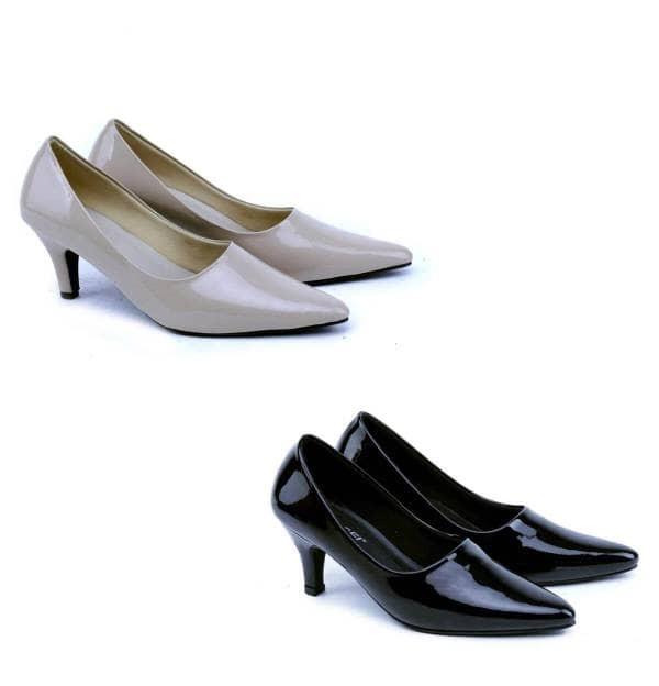 Jual High heels formal pantofel kantor wanita by Garsel GGN - Bing s ... 1b1c495444