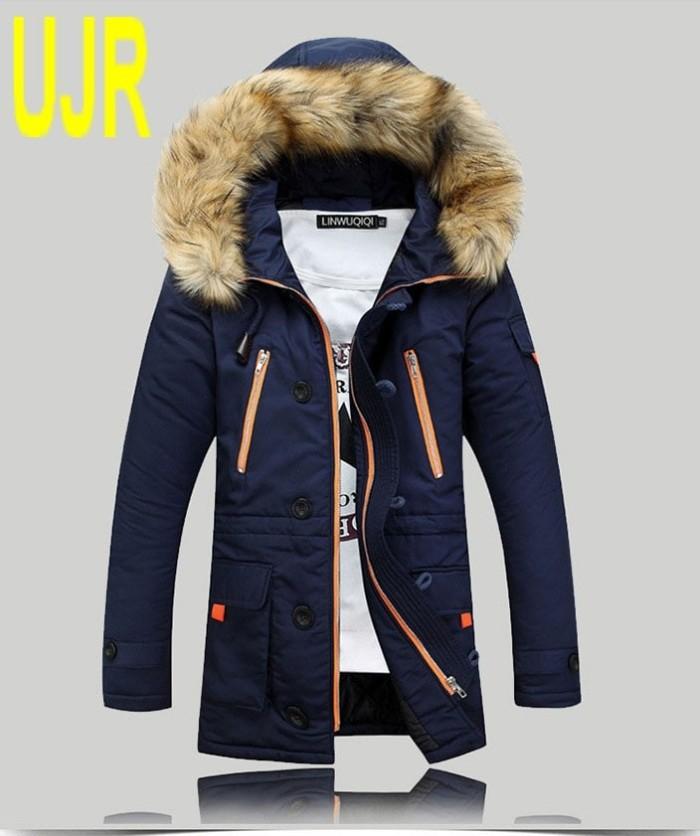 harga Jaket musim dingin (winter coat) pria parkas big fur hooded series 2 Tokopedia.com