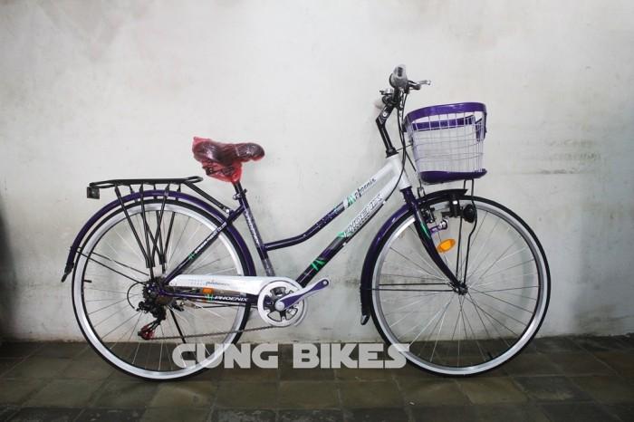 harga Sepeda mini phoenix 118 ukuran 26 untuk dewasa Tokopedia.com