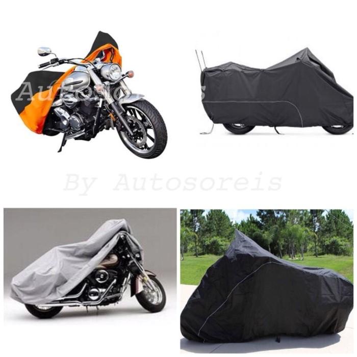 harga Sarung motor harley / moge / sport /full outdoor / warna polos /3layer Tokopedia.com