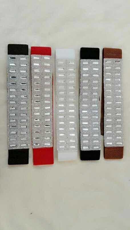 harga Sabuk gesper import ikat pinggang belt fashion karet obi full permata Tokopedia.com