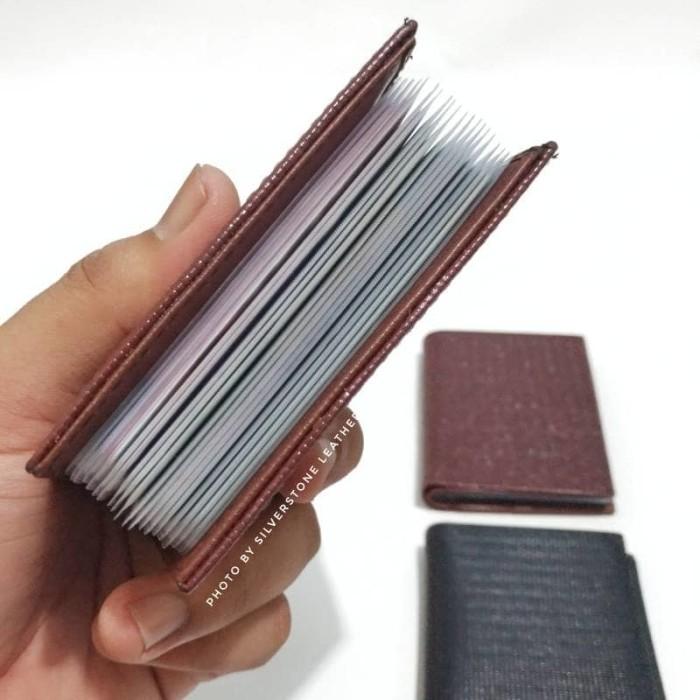 TERMURAH Dompet Kartu Pria Kulit Import