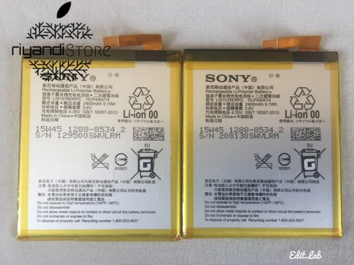 Jual Baterai Batre Battery Sony Xperia M4 AQUA E2303 Original 100% -  Plupplup | Tokopedia