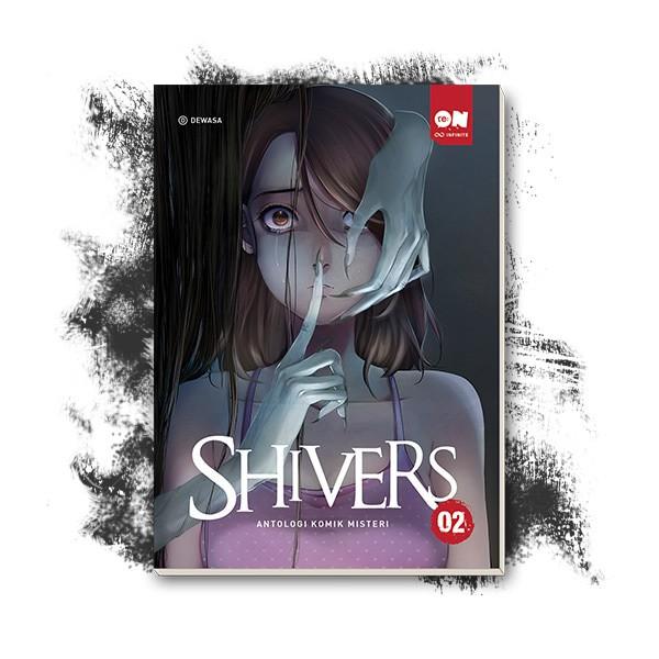 Foto Produk Komik Antologi Misteri Shivers Volume 2 dari re:ON Comics