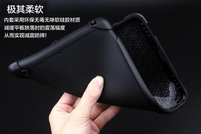 harga Ipad mini 1 2 3 4 retina back cover softcase casing bumper tpu sarung Tokopedia.com