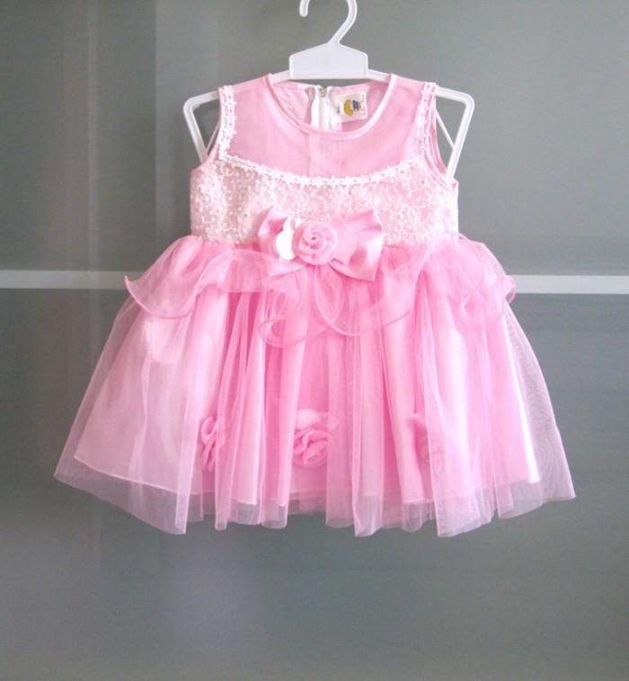 harga Dress pesta bayi baju bayi perempuan blink blank pink Tokopedia.com