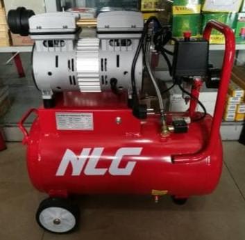 harga Kompresor oiles nlg oc1024 3/4hp 24lt  / oiless compressor oc 1024 Tokopedia.com