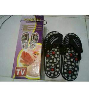 Sandal Refleksi Akupuntur Kongsui Sandal Kesehatan Sandal TERAPI