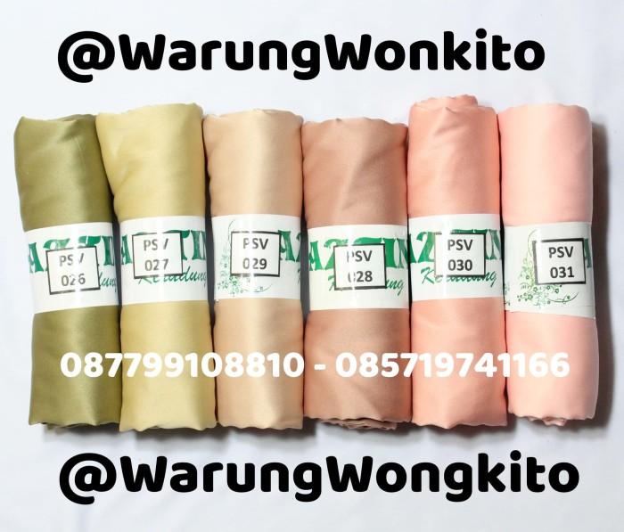 Foto Produk PASHMINA SATIN VELVET 175X75 CM PASMINA KERUDUNG KHIMAR JILBAB HIJAB dari Warung Wongkito