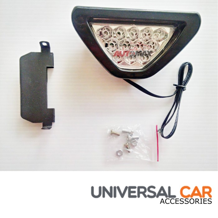 Stop / Brake Lamp / Lampu Rem F1 LED Segitiga