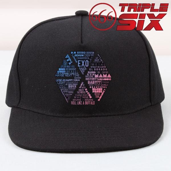 Jual topi snapback exo cek harga di PriceArea.com 3c459ab919