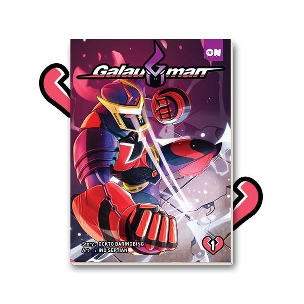 Jual Komik Galauman Volume 1 Harga Promo Terbaru