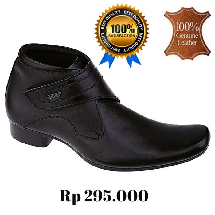 sepatu pantofel kerja formal kantor pria kulit pesta resmi CZ223