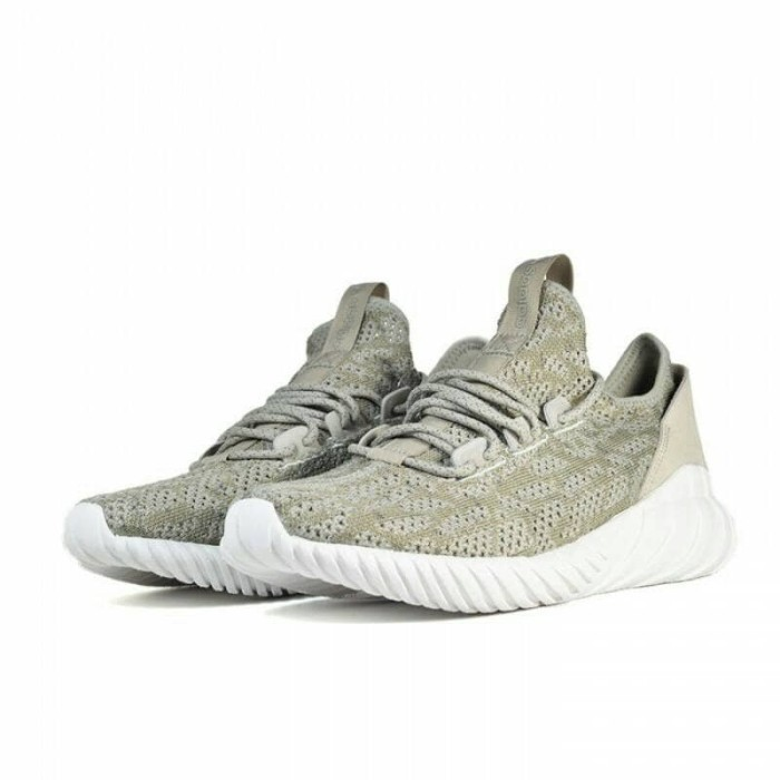 the latest 56d80 78022 ... shopping adidas tubular doom sock primeknit original sesame white b6084  ed29f