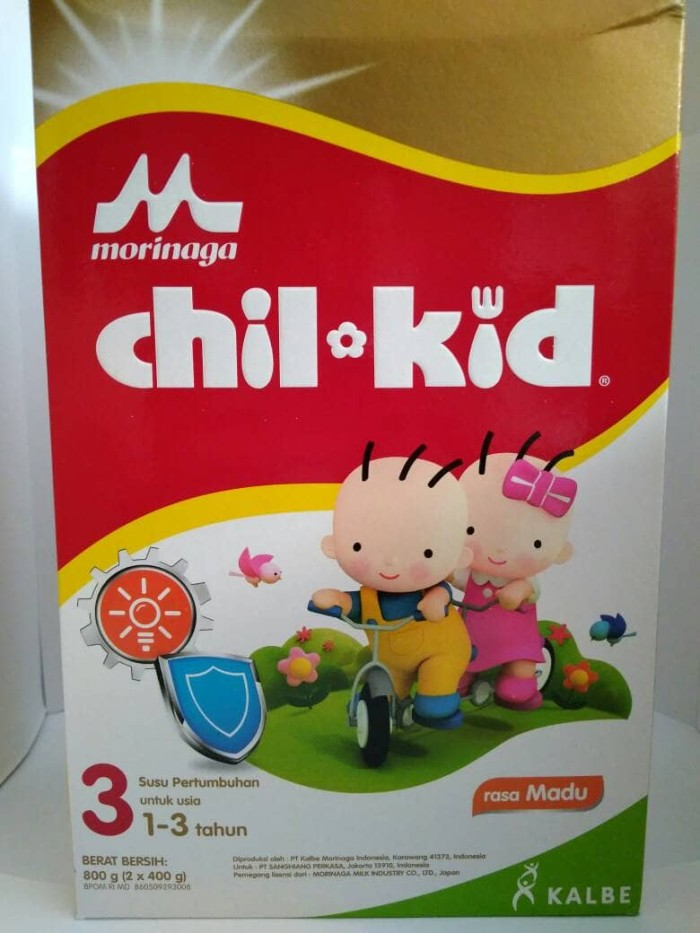 Foto Produk Chilkid Regular Madu 800gr dari Xandra