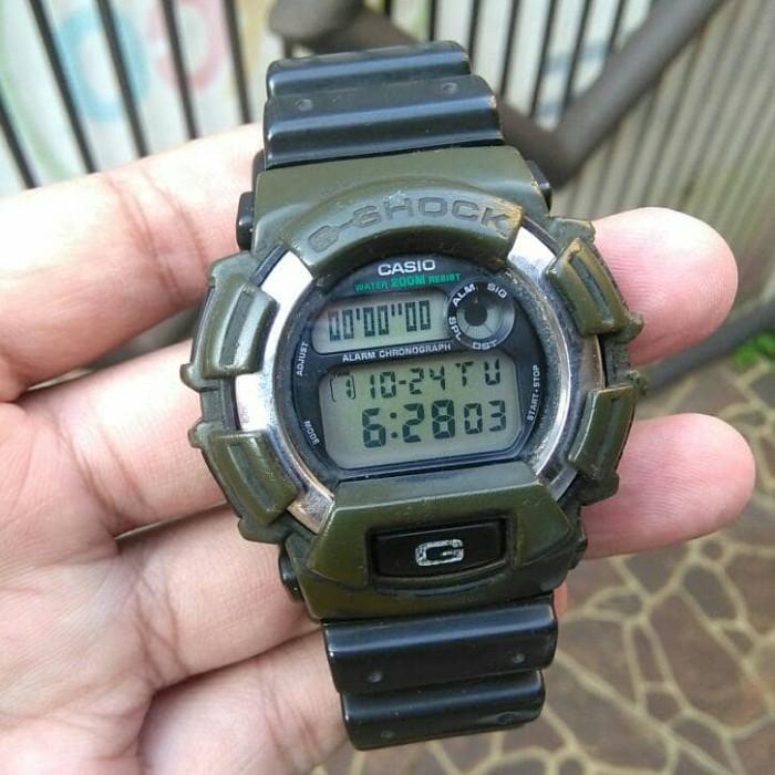 Jual Jam tangan pria casio gshock dw9500 original - arloji second ... 5192eec311