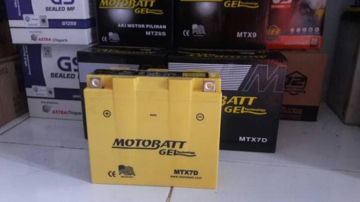 harga Aki motor tossa hercules motobatt mtx7d Tokopedia.com