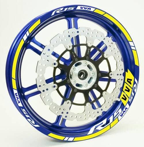 harga Stiker velg motor wheel sticker yamaha r15 v3 vva ring 17 Tokopedia.com