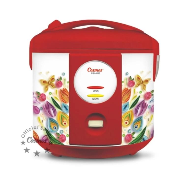 harga Cosmos rice cooker harmond 1.8l - crj-6305 Tokopedia.com