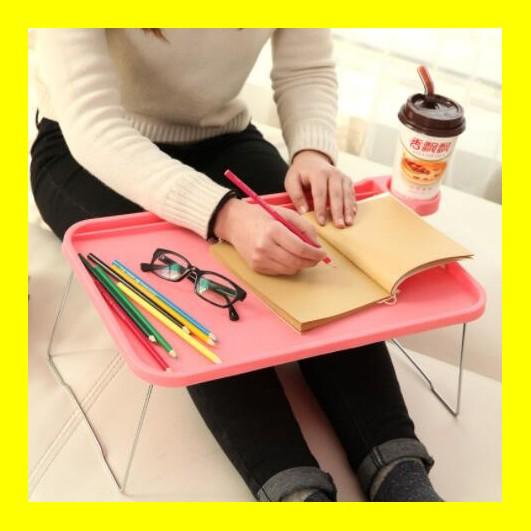 harga Meja lipat portable meja laptop makan belajar plastik piknik travel Tokopedia.com