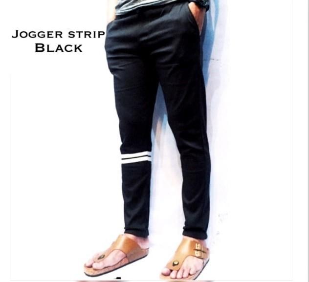 96+  Celana Jogger Warna Hitam Terbaik Gratis
