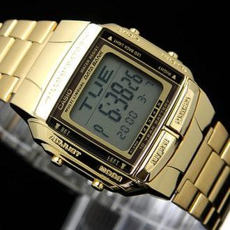 Jam tangan casio db-360g-9adf pria wanita gold original harga ... bfdfcd73e3