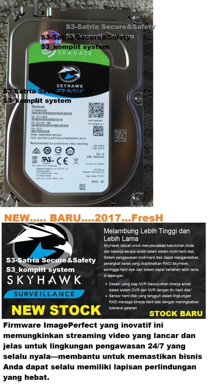 Jual Hijau Harddisk Seagate Skyhawk Cctv Hdd 1 Tb Hard Disk 1tb 1000 Hardisk Skyhawlk Gb