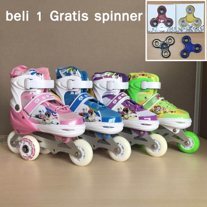harga Sepatu roda bajaj lampu anak superb inline skate murah terbaru mainan  Tokopedia.com 6301787c82