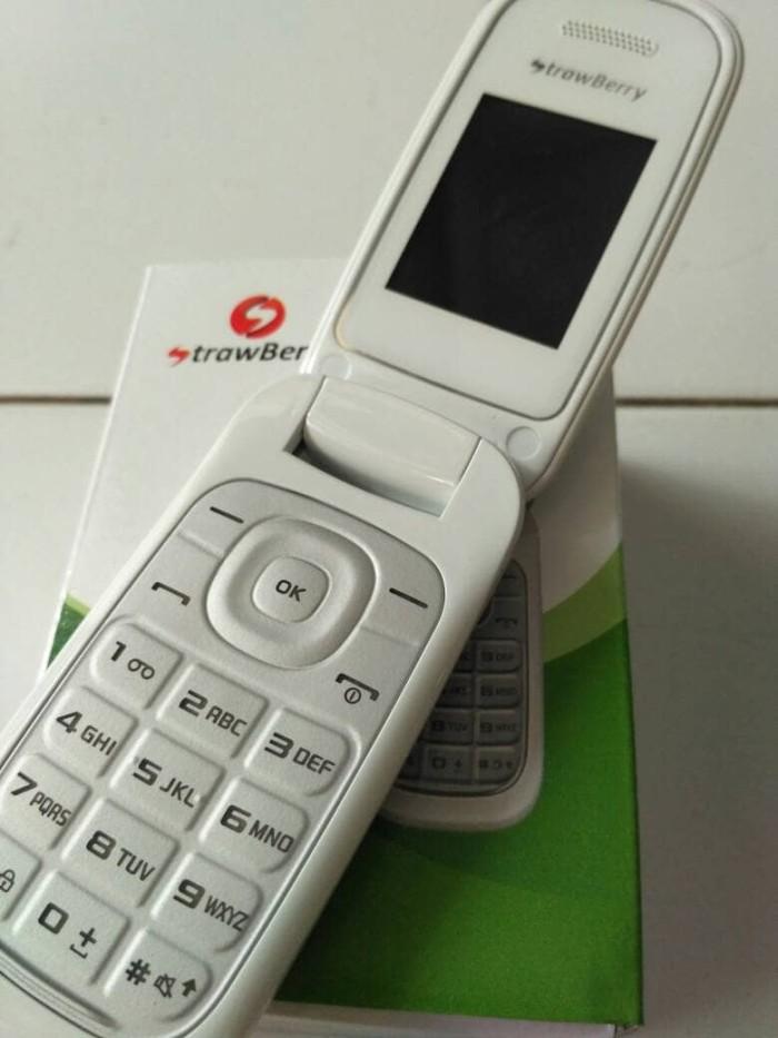 harga Strawberry s1272 1.8 inch - flip - getar Tokopedia.com