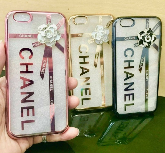 harga Oppo neo 9 a37 electroplating chanel flower soft tpu back case Tokopedia.com