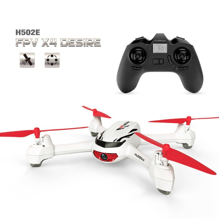 Katalog Drone Hubsan X4 H502e Hargano.com