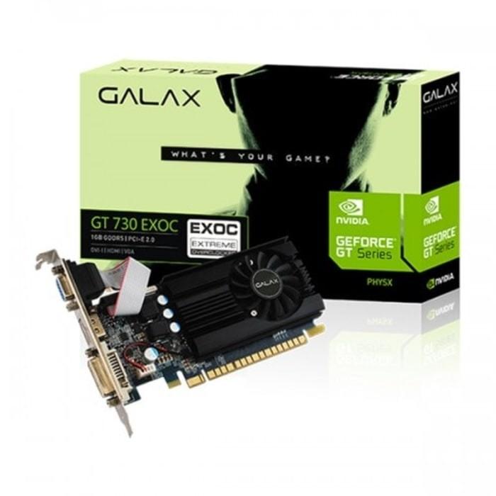 Foto Produk Galax GeForce GT 730 1GB DDR5 dari jethro 278