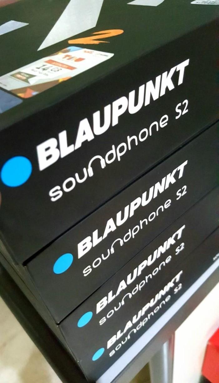 Jual Blaupunkt S2 Soundphone Softcase Bening Antibump Komplit