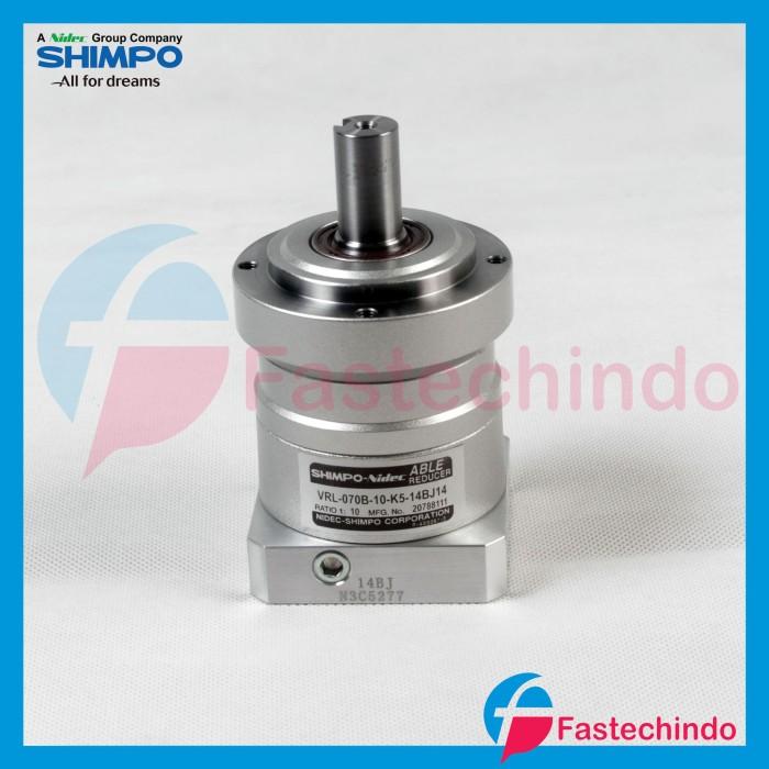 Foto Produk NIDEC SHIMPO PLANETARY GEARBOX VRL-070B-10 dari fastech-indo