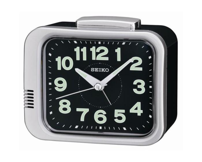 harga Seiko alarm qhk028 g/j/k/r/s bell ring clock jam weker Tokopedia.com