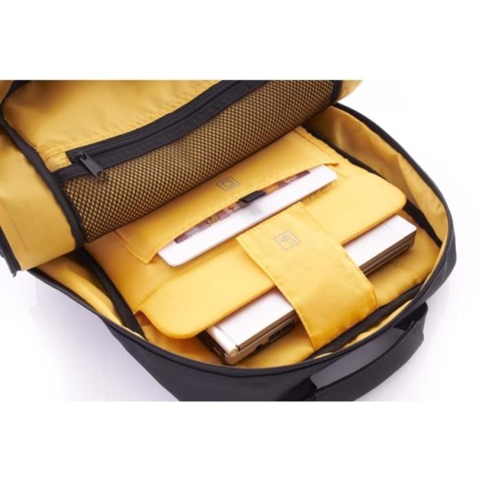 Tas Bakpack Laptop American Tourister Norwick Black Murah